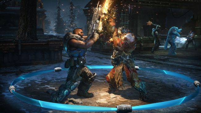 AMD's newest GPU driver claims up to an 8 percent performance bump in Gears 5
