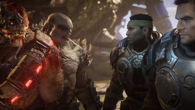 Gears 5's post-launch Operations turn it into a live-service game