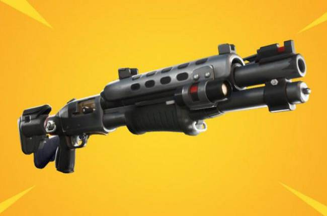 The latest Fortnite hotfix ditches one of the game's best shotguns