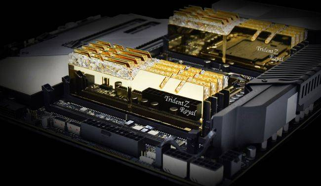 G.Skill is releasing 64GB and 32GB memory kits at 4,300MHz for high-end PCs