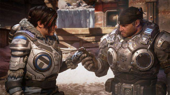 Gears 5 launch in China has been 'suspended' on Steam