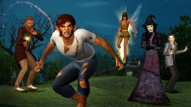 The Sims 4: Realm Of Magic goes all Harry Potter in a new gameplay trailer