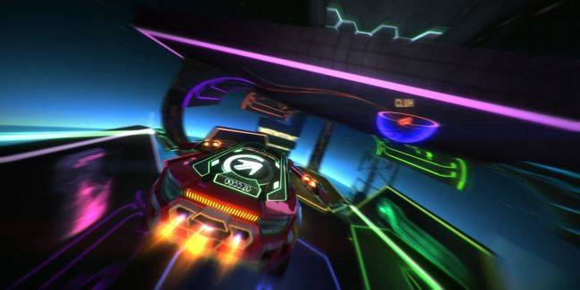 Distance trailer teases its new neon-drenched Horizon update