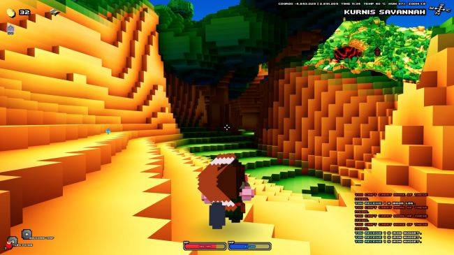 Cube World's developer opens up about the voxel-based RPG's long silence