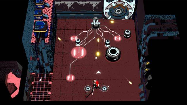Pinball-inspired slash 'em up Creature in the Well is out now
