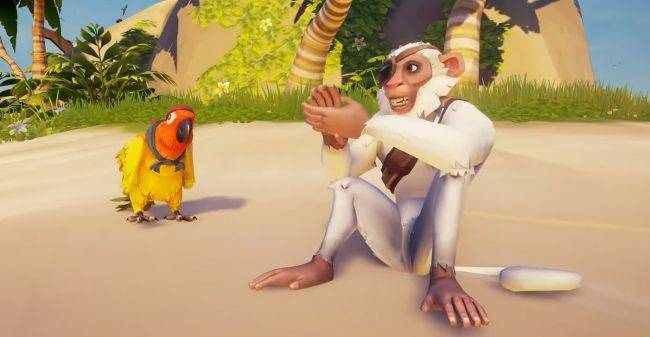 Sea of Thieves is adding pets and premium currency this week