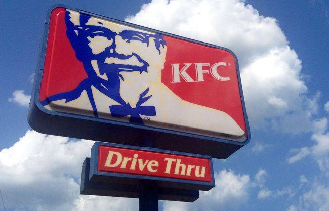Is KFC about to announce a Rainbow Six Siege competition?