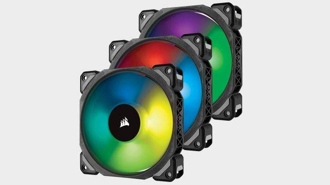 This trio of RGB fans from Corsair is currently $55 off at Amazon