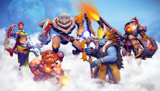Paladins now supports crossplay with PS4, Smite and Realm Royale to come