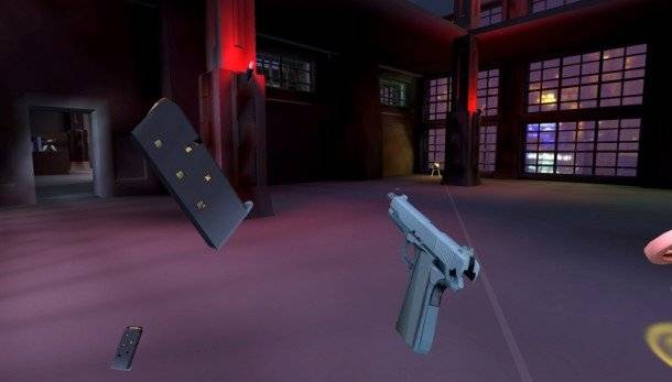Six-year-old indie FPS Receiver gets updated