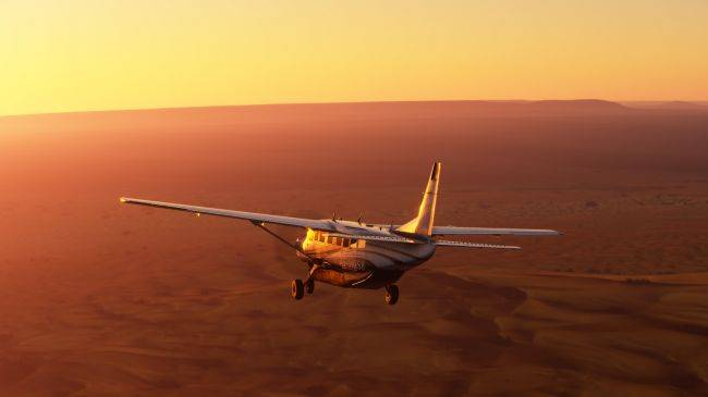 Microsoft Flight Simulator is recruiting for the technical alpha