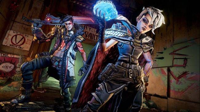Borderlands 3 players are taking over its predecessor's Steam forum