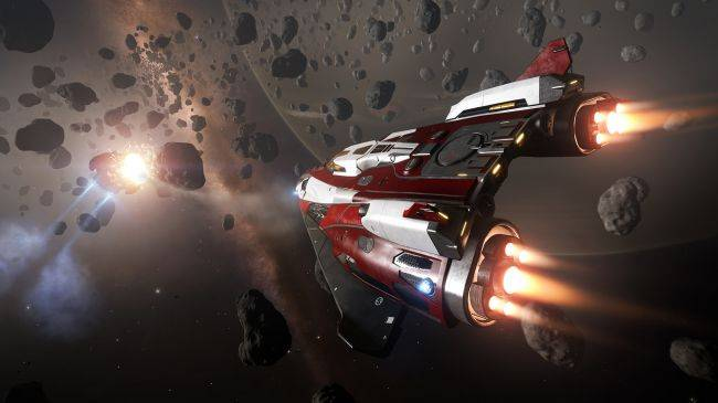 Elite Dangerous is getting a new tutorial and premium currency today