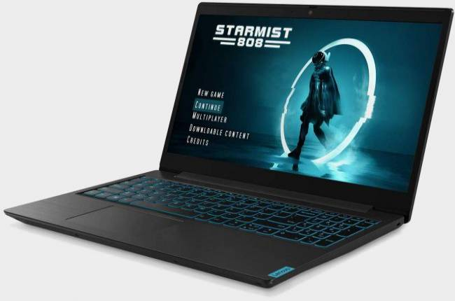 This Lenovo gaming laptop with a GTX 1650 and a 512GB SSD is just $712 right now
