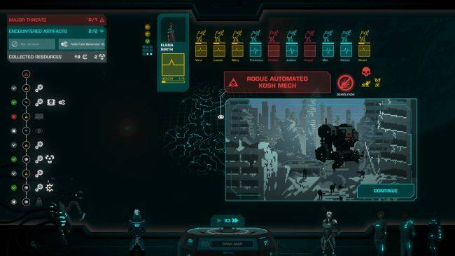 Crying Suns lands in stores, a grim story-driven FTL-like