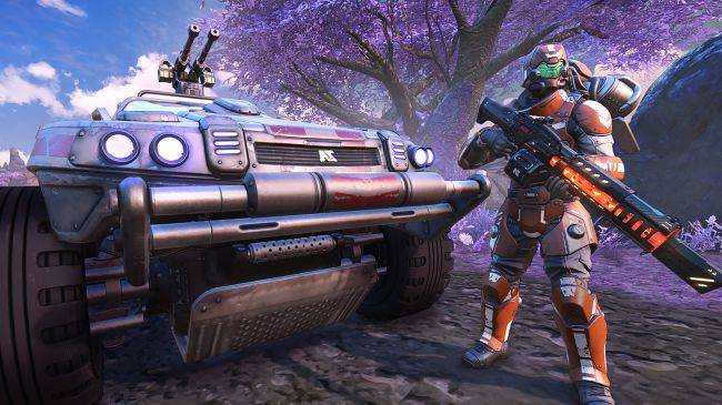 PlanetSide Arena is now in Early Access, and we've got 30 Recruit Edition keys to give away