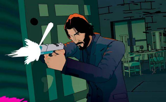 John Wick Hex has an October release date and a new trailer