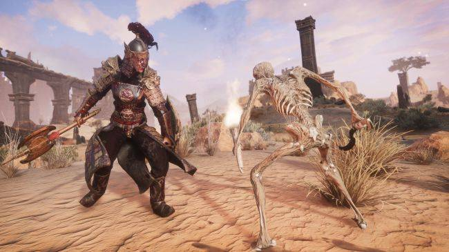 Play all of Funcom's Conan games for free this weekend