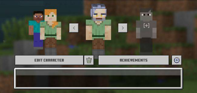 Minecraft's new character creator is in beta and you can try it out