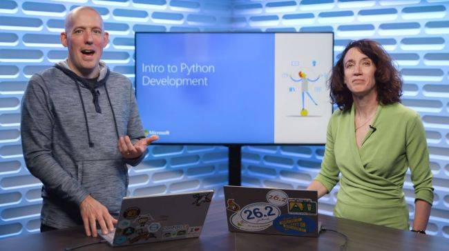 Microsoft launches a free 'Python for beginners' video course for aspiring coders