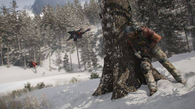 Ghost Recon Breakpoint's Year 1 plans include news episodes and a volcanic raid