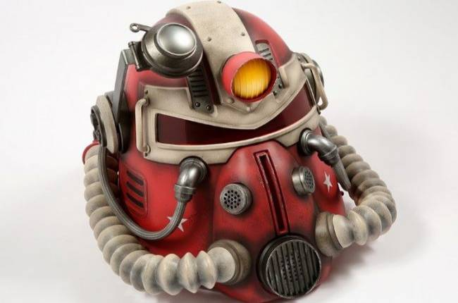 Fallout 76 collectable helmets are being recalled due to mould risk