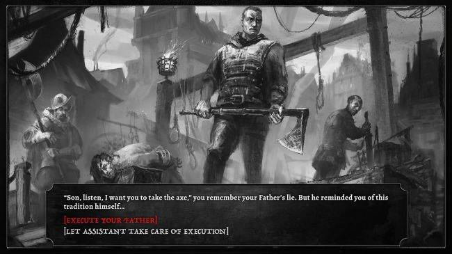 The Executioner, an RPG that places you in the shoes of a torturer, is out today