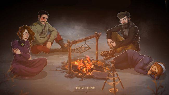 Help Will Come Tomorrow is a story-driven survival game set in pre-revolution Russia