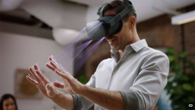 Oculus Quest is adding hand and finger tracking in 2020