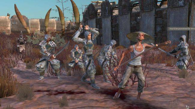 Kenshi's community can decide the fate of an Unreal Engine port