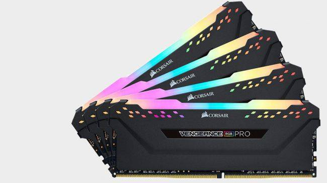 This cheap RAM deal gives you 32GB of DDR4 Corsair Vengeance RGB for $187