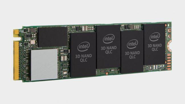 Intel's 1TB 600p NVMe drive is just $85 right now