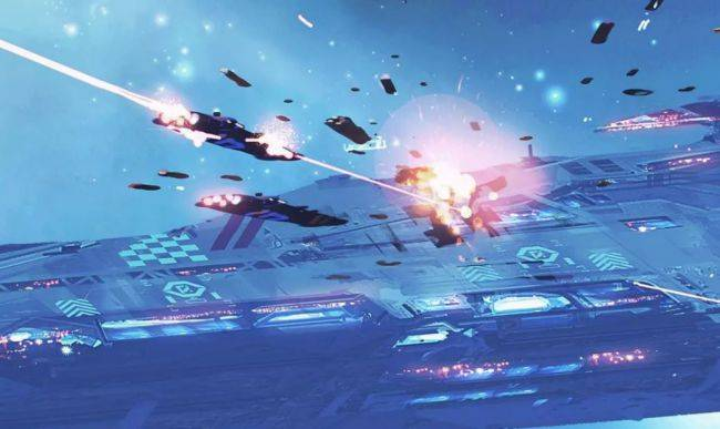 Homeworld 3 crowdfunding campaign, which had a target of just $1, has topped $1 million