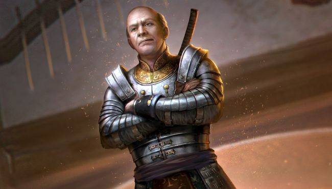 Jauffre joins The Elder Scrolls: Legends in the Jaws of Oblivion expansion, coming next week