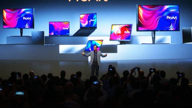Watch ASUS' IFA 2019 event in under 10 minutes