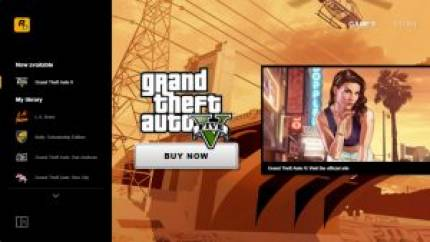 Rockstar Games Launcher Revealed, Giving Away GTA: San Andreas for a Limited Time