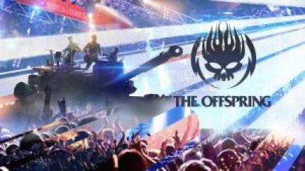 The Offspring is Playing a Concert in World of Tanks for Some Reason