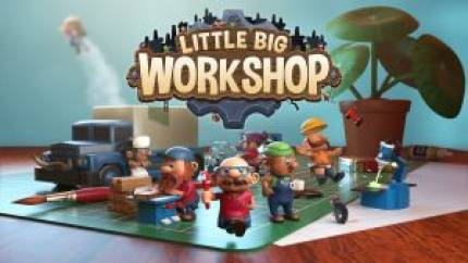 Magical Workshop Game Little Big Workshop Announced for PC