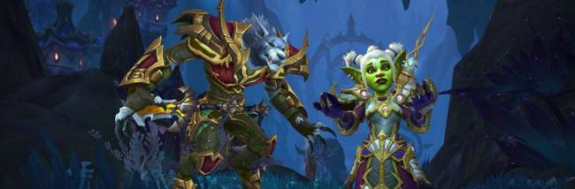 World of Warcraft releases patch 8.2.5 on September 24th