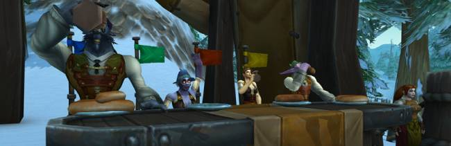 World of Warcraft rolls out the barrels for another Brewfest full of new events and souvenirs