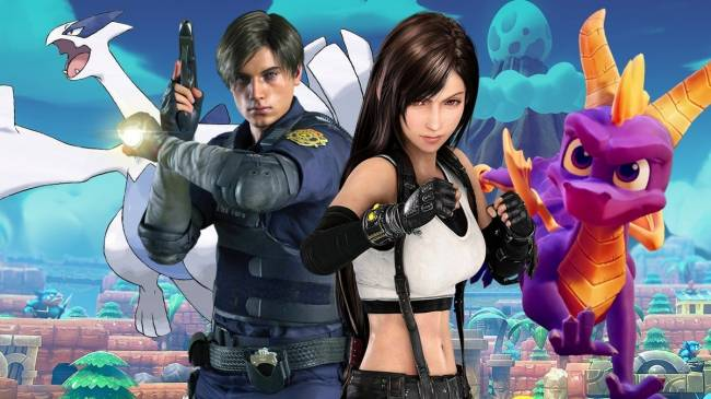 The Best Video Game Remakes of All Time