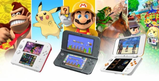 Nintendo Halts Production Of The 3DS Family Of Handhelds