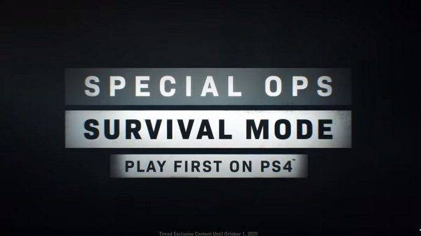 Call of Duty: Modern Warfare's Survival Mode arrives on PC and Xbox this week