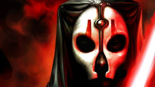 KOTOR's Darth Nihilus Is Getting A Star Wars: The Black Series Figure
