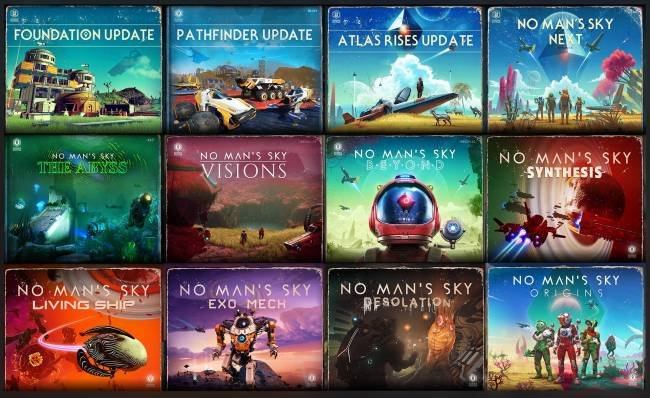 Origins is the start of 'something new' for No Man's Sky