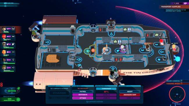 Space Crew is heading towards disaster this October