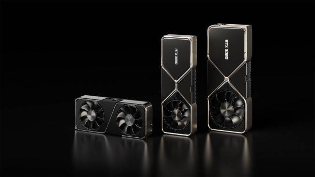 Nvidia's monster RTX 30-series GPUs are listed with twice the rumoured core count