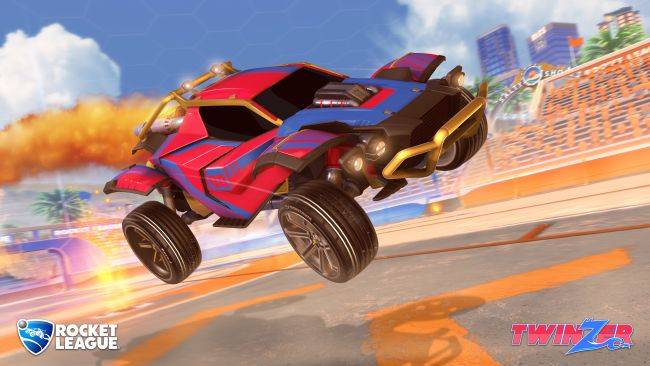 Rocket League is getting a new competitive rank: Supersonic Legend