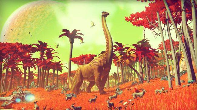 No Man's Sky studio Hello Games is working on a 'huge, ambitious game'