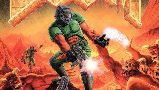 The Steam versions of Doom and Doom 2 have just been updated